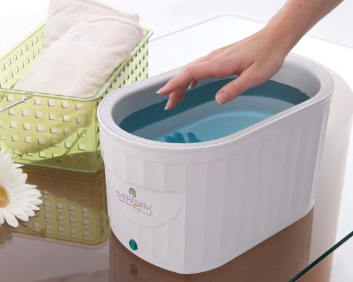 North Coast Medical NC15450 Therabath Pro Paraffin Bath with ScentFree Wax, 110 Volt