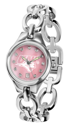 Northern Iowa Panthers Eclipse Ladies Watch with Mother of Pearl Dial