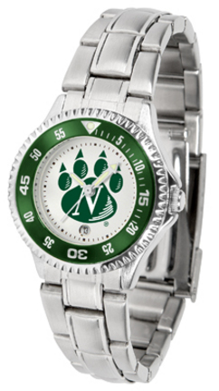 Northwest Missouri State Bearcats Competitor Ladies Watch with Steel Band