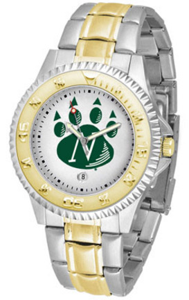 Northwest Missouri State Bearcats Competitor Two Tone Watch