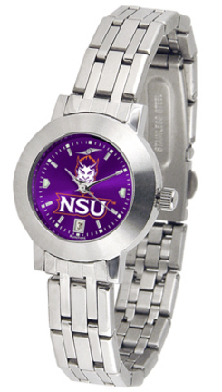Northwestern State Demons Dynasty AnoChrome Ladies Watch