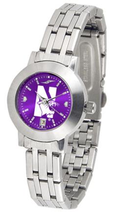 Northwestern Wildcats Dynasty AnoChrome Ladies Watch