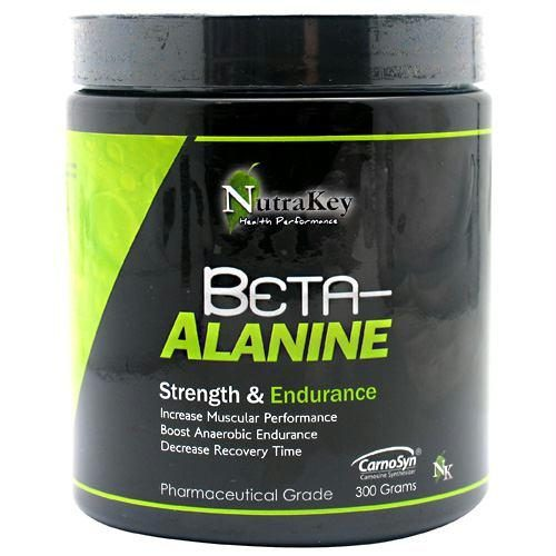 Nutrakey 6150034 Beta-Alanine Unflavored