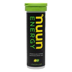 Nuun Hydration 1791284 Gluten Free Lemon-Lime Energy Drink Tab 10 Tablets - Case of 8