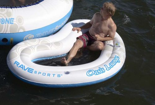 O-Zone Oasis Lounge (Attachment for O-Zone Water Bounce Platform)