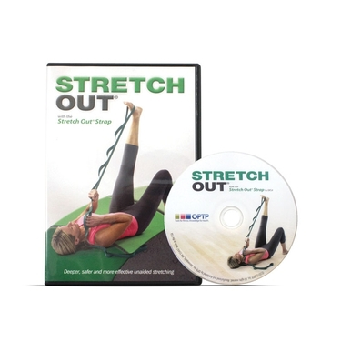 OPTP 4402DVD Stretch Out Strap DVD