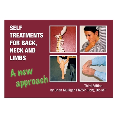 OPTP 8542-3 Self Treatments for Back - Neck and Limbs: A New Approach 3rd Edition