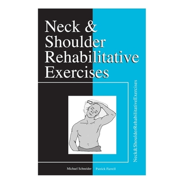 OPTP 8737-2 Neck and Shoulder Rehabilitative Exercises - 12 Per Packet