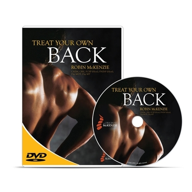 OPTP 9009DVD Treat Your Own Back DVD