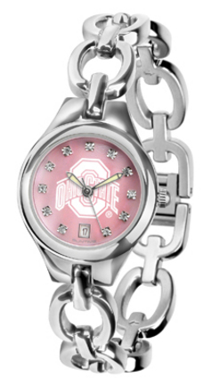 Ohio State Buckeyes Eclipse Ladies Watch with Mother of Pearl Dial