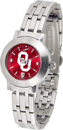 Oklahoma Sooners Dynasty AnoChrome Ladies Watch
