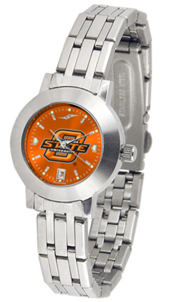 Oklahoma State Cowboys Dynasty AnoChrome Ladies Watch