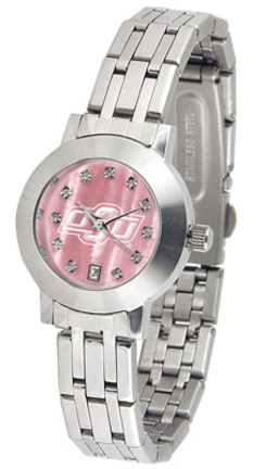 Oklahoma State Cowboys Dynasty Ladies Watch with Mother of Pearl Dial