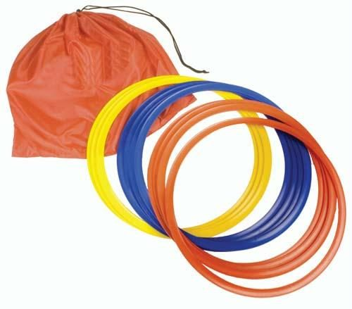 Olympia Sports AG046P 16 in. Speed Ring Set