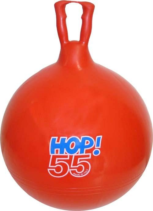 Olympia Sports BA606P 22 in. Hop Ball - Red