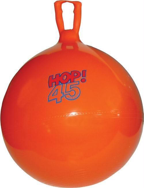 Olympia Sports BA810P 18 in. Hop Ball - Orange