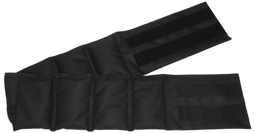 Olympia Sports BE043M Adult Weighted Waist Belt - 12 lbs.