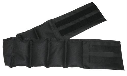 Olympia Sports BE044M Adult Weighted Waist Belt - 15 lbs.
