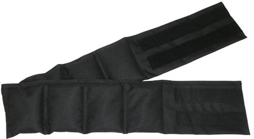 Olympia Sports BE196M Adult Weighted Waist Belt - 10 lbs.