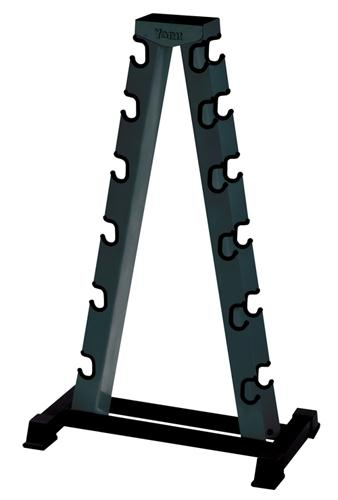 Olympia Sports BE305P 2-Sided A-Frame Dumbell Rack