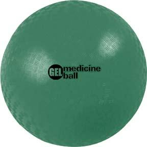 Olympia Sports BE777P Gel Filled Medicine Ball - 7 lbs.