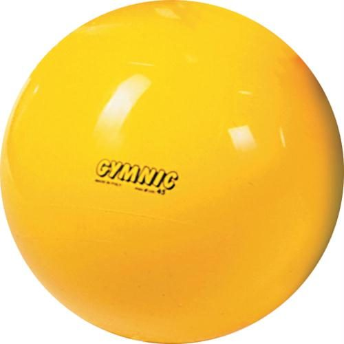 Olympia Sports BL306P Gymnic Classic Exercise Ball - 45cm-17 in. Dia. - Yellow