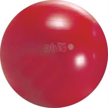 Olympia Sports BL313P Gymnic Plus Exercise Ball - 55cm-22 in. Dia. - Red