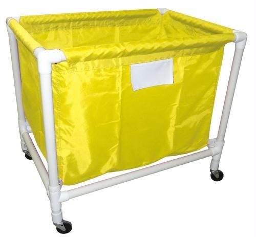 Olympia Sports EC063M Large PVC-Nylon Equip. Cart - Yellow