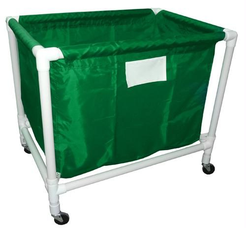 Olympia Sports EC064M Large PVC-Nylon Equip. Cart - Green