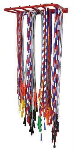 Olympia Sports GY537M Wall Jump Rope Rack