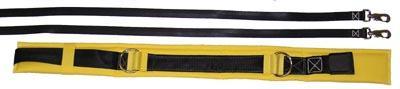 Olympia Sports GY575M Spotting & Training Belt - X-Large - Yellow