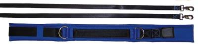 Olympia Sports GY577M Spotting & Training Belt - X-Large - Blue