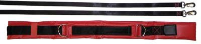 Olympia Sports GY984M Spotting & Training Belt - Small - Red