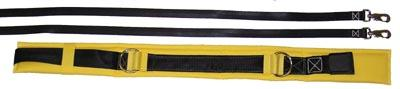Olympia Sports GY993M Spotting & Training Belt - Large - Yellow