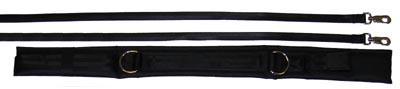 Olympia Sports GY994M Spotting & Training Belt - Large - Black