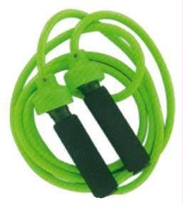 Olympia Sports JR058P Weighted Jump Rope - 1lb. Green