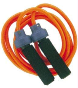 Olympia Sports JR059P Weighted Jump Rope - 2 lb. Orange