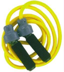 Olympia Sports JR060P Weighted Jump Rope - 3lb. Yellow
