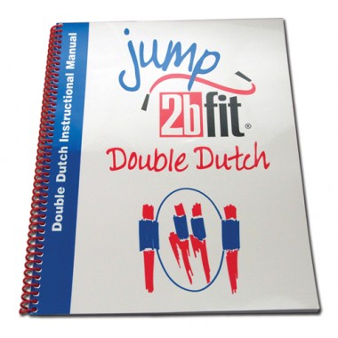 Olympia Sports JR119P Jump2bFit Double Dutch Instruction Manual