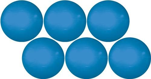 Olympia Sports KT169P 22 in. Therapy-Exercise Ball Value Pack