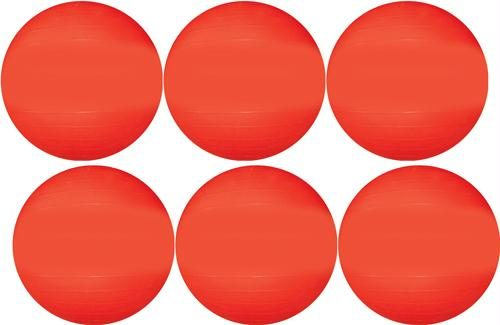 Olympia Sports KT170P 26 in. Therapy-Exercise Ball Value Pack