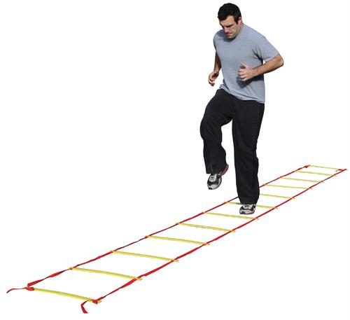 Olympia Sports TR801M Olympia Agility Ladder - 20 ft.
