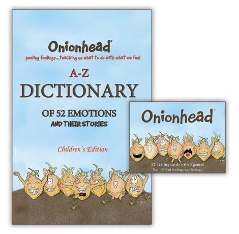 Onionhead SetC Family Feelings Pack for Children