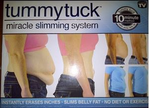 Online Gym Shop CB1599Size2 Tummy Tuck Miracle Slimming System - Size 2