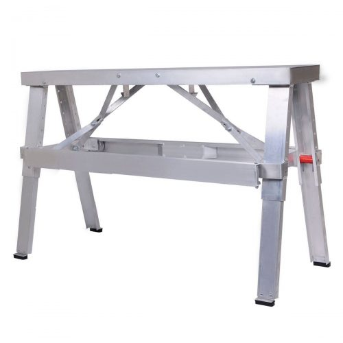 Online Gym Shop CB17050 18-30 in. Adjustable Aluminum Folding Bench