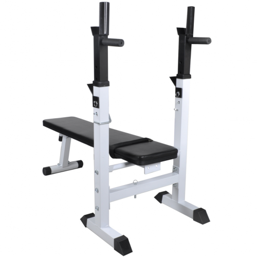 OnlineGymShop CB19022 Home Gym Adjustable Fitness Workout Bench