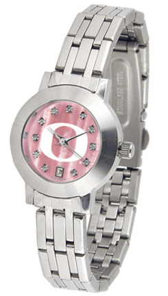 Oregon Ducks Dynasty Ladies Watch with Mother of Pearl Dial