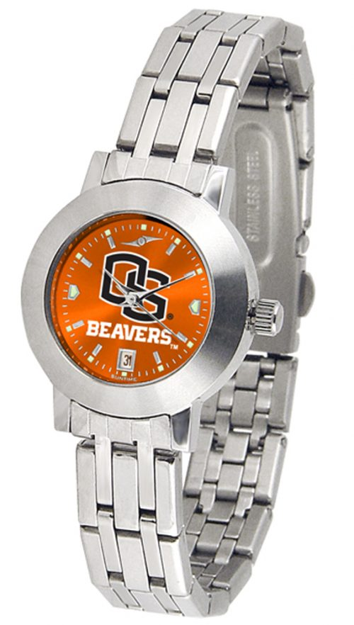 Oregon State Beavers Dynasty AnoChrome Ladies Watch