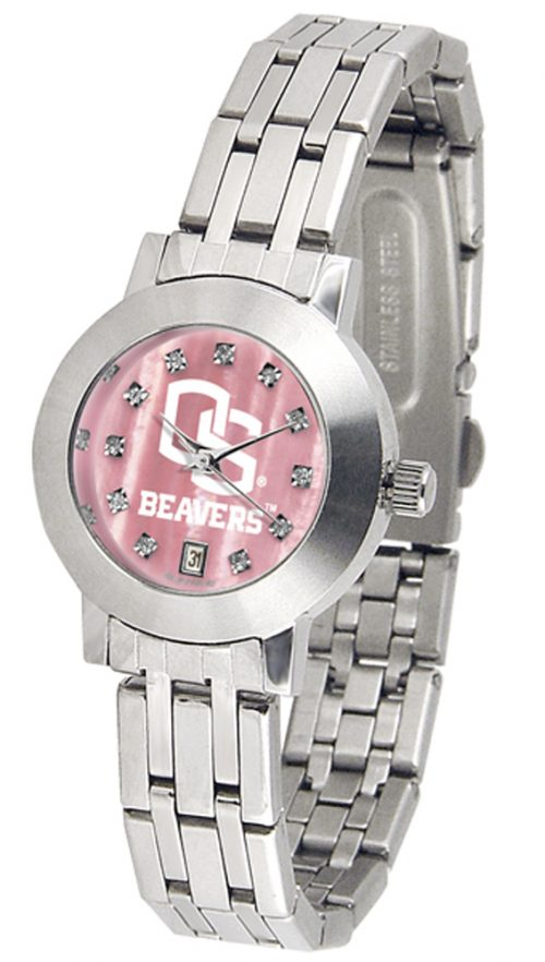 Oregon State Beavers Dynasty Ladies Watch with Mother of Pearl Dial