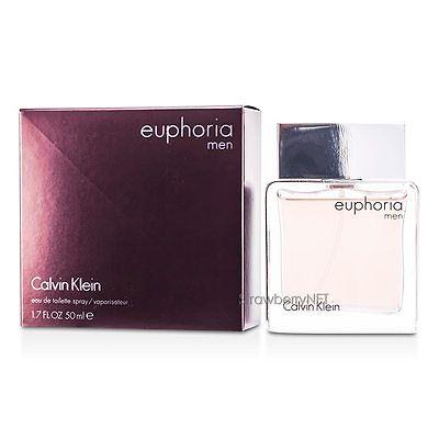 Paralux 146251 1.7 oz Euphoria Men EDT Spray